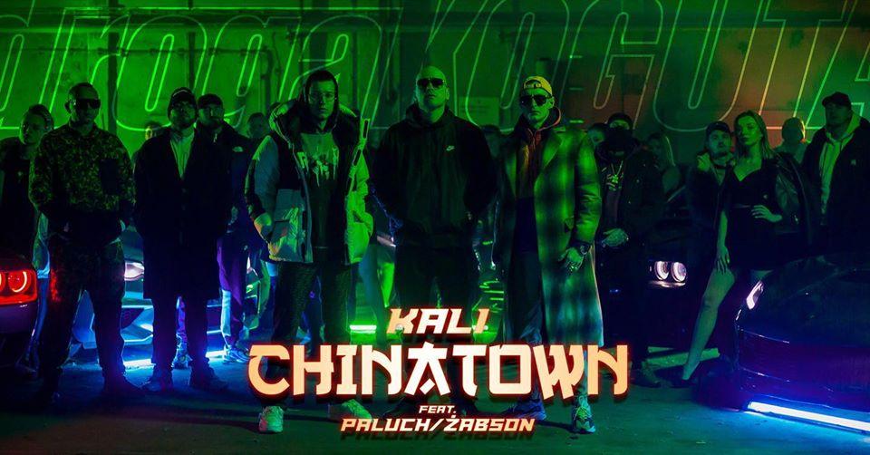 kali chinatown tekst