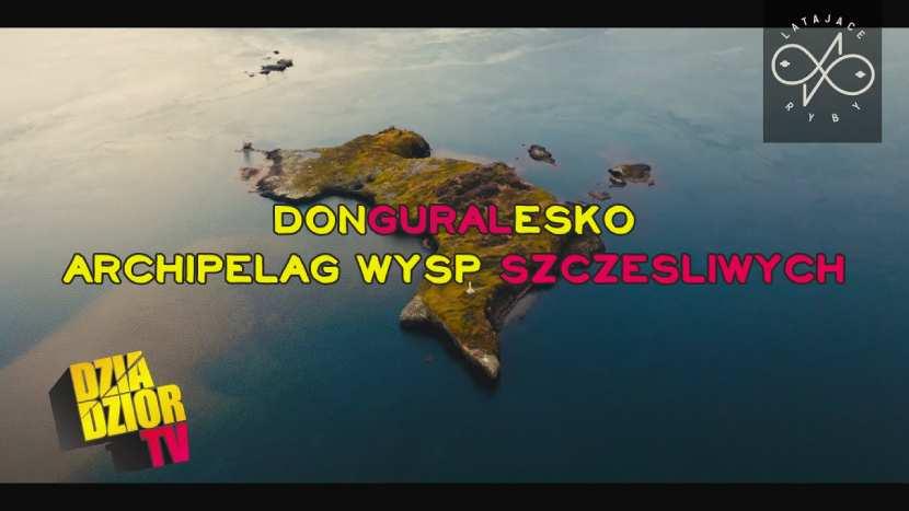 donguralesko archipelag wysp szczęśliwych