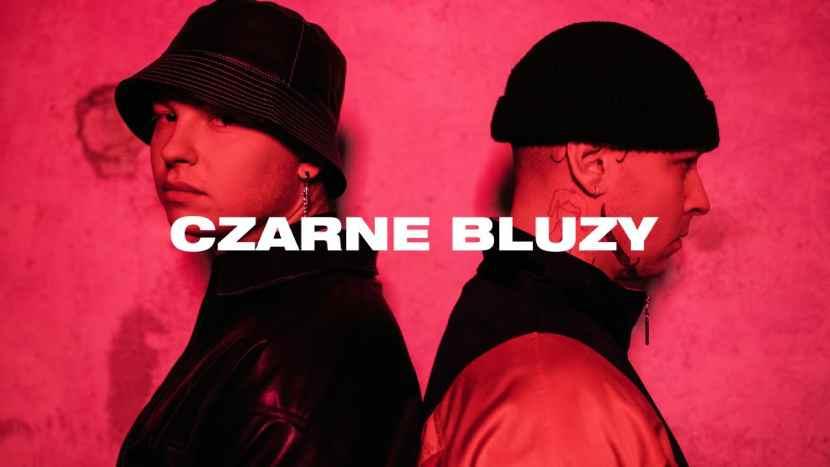 PlanBe ft. Tymek - CZARNE BLUZY
