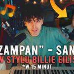 SANAH - SZAMPAN, ale w stylu Billie Eilish | JDabrowsky i Sylwia Przybysz