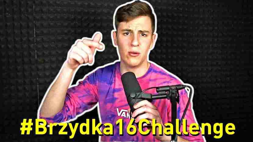 JACOB brzydka 16 challenge hot 16 challenge