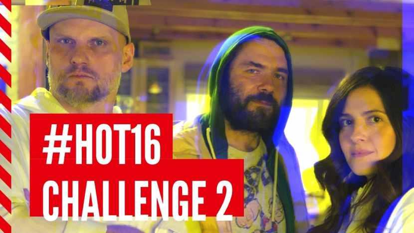 langusta na palmie hot 16 challenge