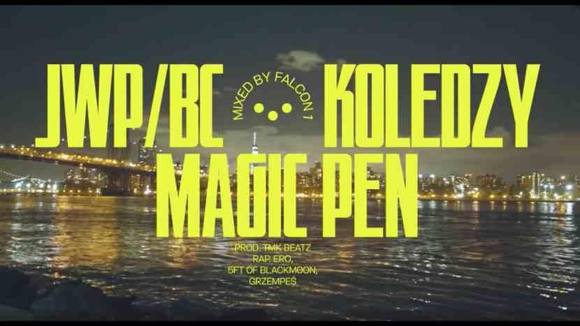 JWP/BC - Magic Pen feat. 5FT of Black Moon, Grzempeś
