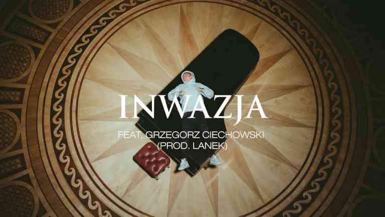 Białas ft. Grzegorz Ciechowski - Inwazja