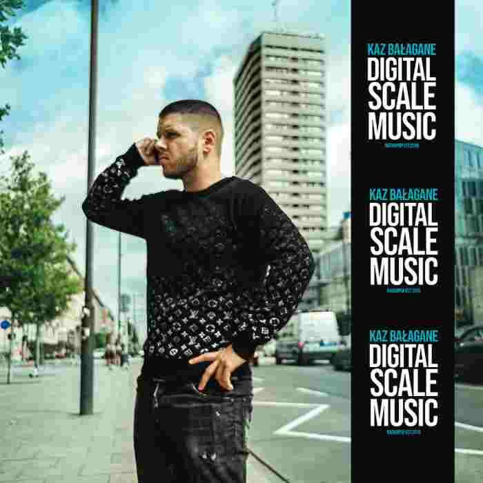 kaz bałagane digital scale music