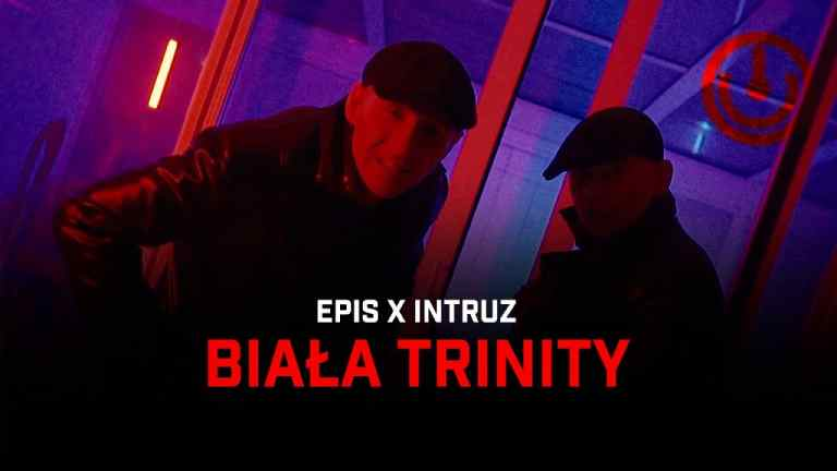 epis intruz biała trinity