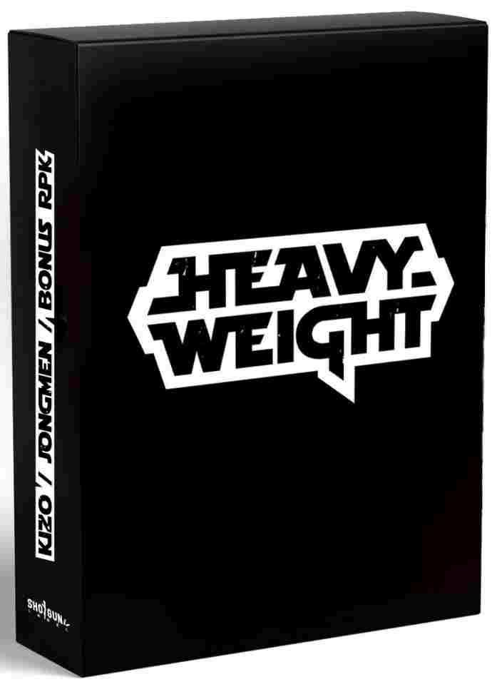 heavyweight kizo jongmen bonus rpk